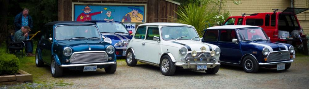 Victoria Minis Car Club